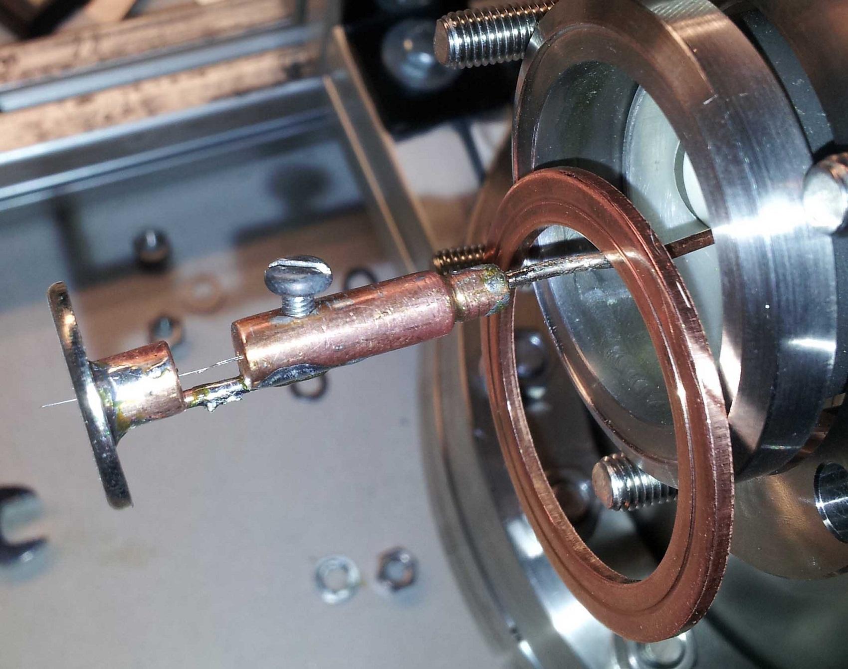 Ege Group Research Electron Accelerator Electron Gun